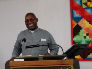 Rev. Johnson Makoti